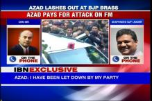 I am saddened, never thought that BJP will stoop to this level: Kirti Azad