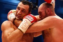Vladimir Klitschko wants heavyweight rematch with Tyson Fury