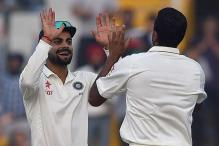 Irked by Harbhajan's 'Doctored Pitches' Tweet, Skipper Kohli Defends Spinners