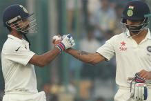 In pics: India vs South Africa, 4th Test, Day 3