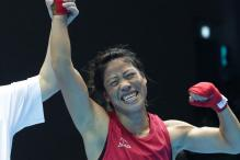 Mary Kom enters semi-finals of Rio Olympics Test event