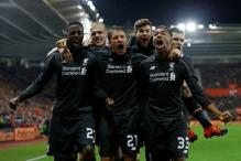 Liverpool in Capital One Cup semis after 6-1 win over Southampton