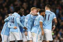 Kompany limps off again as Manchester City ease past Sunderland 4-1 in EPL