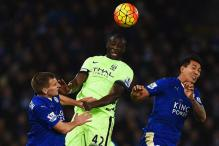 EPL: Draw against Manchester City forces Leicester City to slip to second spot