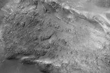 NASA captures landslide on Mars