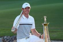 Rory McIlroy named European Tour player of the year again