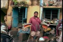Thousands left homeless in Chennai's Kotturpuram
