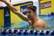 Michael Phelps clinches third gold at US winter championships
