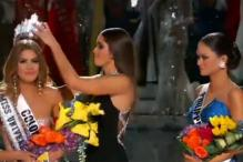Epic fail! Host Steve Harvey messes up the Miss Universe 2015 title; crowns the wrong winner first