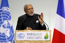 Developed nations must leave room for developing countries to grow: Modi