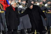 He thought it was the background music for his heroic walk: Twitter reacts to Narendra Modi's National Anthem gaffe in Russia