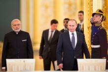 Narendra Modi invites Russian industry to invest in India