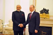 Narendra Modi likely to raise the issue of sale of Russian choppers to Pakistan in meeting with Vladimir Putin today