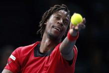 Tennis: Gael Monfils out of Hopman Cup with leg injury