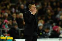 Swansea fire manager Garry Monk after poor performance in Premier League