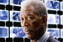 Would like to go to India and make a movie: Morgan Freeman