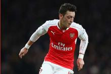 Mesut Ozil feels he is going through his best form