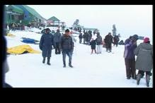 Temperature fall considerably in Kashmir, -10 degree Celsius in Gulmarg