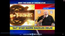 GoT's Kristian Nairn dazzles Delhi at the Comic Con