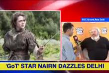 Delhi Comic Con 2015: Rapid fire with 'Game of Thrones' star Kristian Nairn