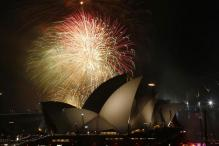 World prepares to welcome New Year despite terror fears