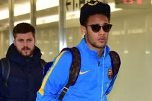 Injured Neymar absent as Barcelona prepare for Club World Cup