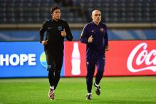 Neymar finally trains before Club World Cup semis
