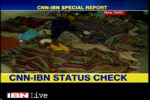 Status check: Is the condition of night shelters in Delhi better from the winters in 2014?
