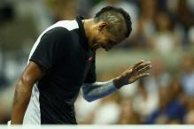 Nick Kyrgios beats Andy Murray in Hopman Cup