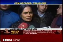 Happy that new law will help other rape victims, says Nirbhaya's mother