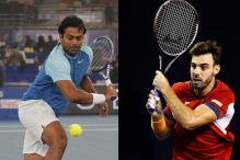 Leander Paes to team up with Marcel Granollers in Chennai Open