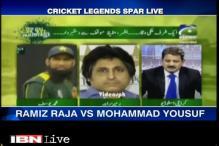 Ramiz Raja-Mohammad Yousuf spat goes viral
