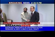 India and China agree stronger goal for net zero emissions