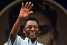 Pele calls for change at Brazilian Football Confederation