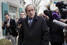 Michel Platini can not appeal to CAS directly: FIFA