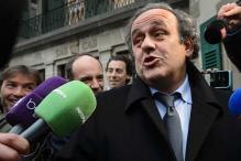 Michel Platini calls FIFA ban a 'kick in the teeth'