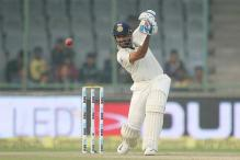 4th Test: Ajinkya Rahane helps India recover after Piedt, Abbott exploits