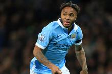 Striker Raheem Sterling says it's an honour to be a part of Manchester City
