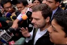 'Achhe din' only for Modi, not aam aadmi: Rahul Gandhi in Amethi