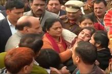 Why only soldiers get killed in such accidents and it never happens to VIPs, BSF plane crash victims' families ask Rajnath