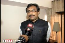 Ram Madhav, Jitendra Singh to meet BJP MLAs in Jammu and Kashmir