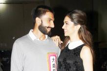 Don't see a love triangle happening in my life; I am a really amazing boyfriend: Ranveer Singh