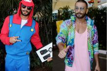 10 times Ranveer Singh proved no other celebrity can have fun with fashion the way he does