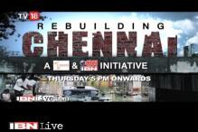 Rebuilding rain battered Chennai