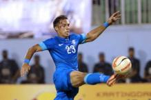 Knee injury forces Robin Singh to pull out from SAFF Cup