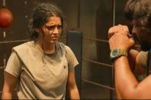 Ritika Singh credits co-star R Madhavan for teaching her 'a lot about make-up'