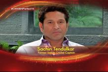 Sachin Tendulkar congratulates CNN-IBN for completing 10 years of responsible journalism