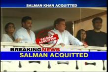Salman Khan acquitted of all charges in 2002 hit-and-run case by the Bombay High Court