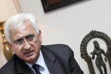 Chanting 'Bharat Mata ki Jai' in public a matter of choice, says Salman Khurshid