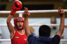 Felt a bit nervous in comeback bout: Sarita Devi